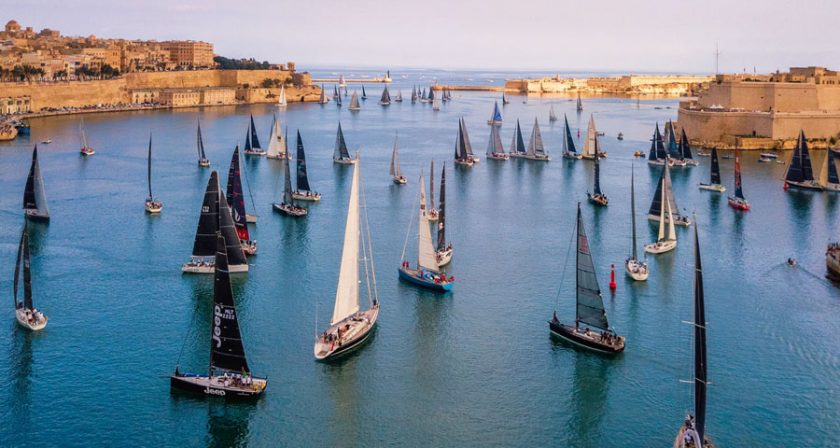 Featured image The Best Sailing Races in the UK 840x448 - The Best Sailing Races in the UK